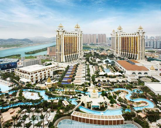Grand Resort Deck Galaxy Macau