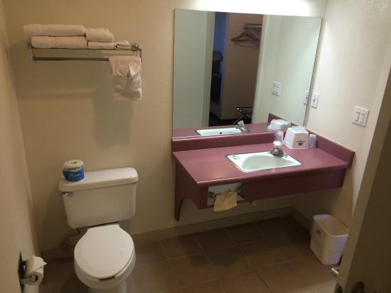 Dunnigan, Kalifornia: Bathroom
