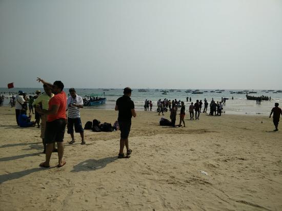 Baga Beach: Sexy beach