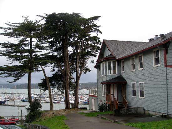 Pacific Maritime and Heritage Center: Pacific Maritime Center, Newport