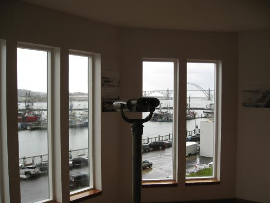 Pacific Maritime and Heritage Center: Pacific Maritime Center - view!