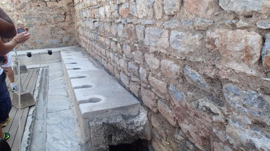 The Latrine - Picture of Public Latrine, Selcuk - TripAdvisor