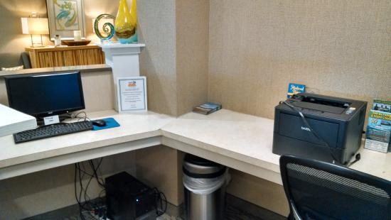 small business center with computer and printer picture of rh tripadvisor com