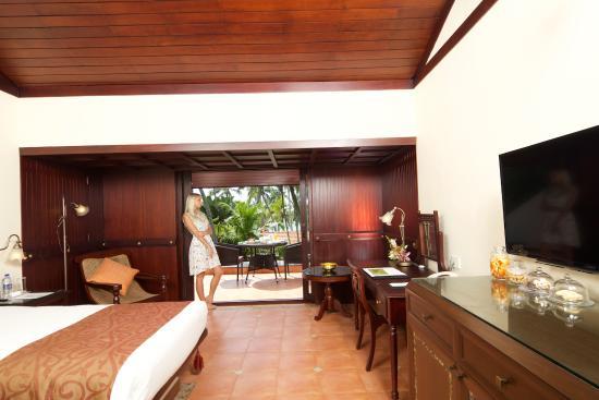 The Leela Kovalam Beach Kerala Hotel Reviews Photos