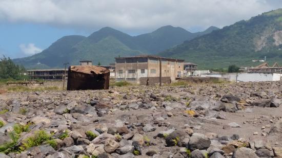 Montserrat Volcano Observatory Bild
