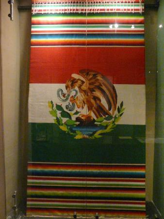 Saltillo, Mexico: Mexican Flag