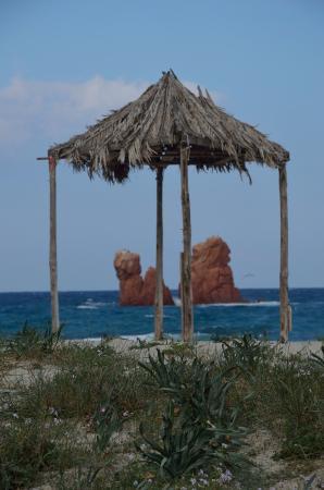 Province of Ogliastra, Italia: Faraglioni della Spiaggia di Cea - Ogliastra