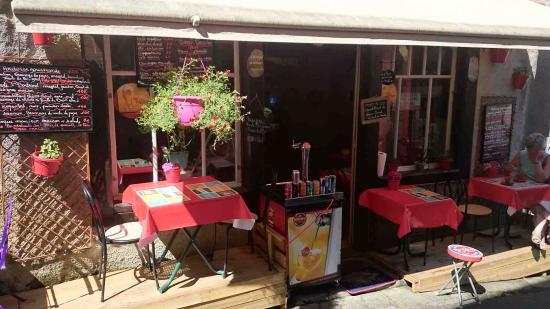 Restaurant Chez Martine A Saint Bertrand De Comminges