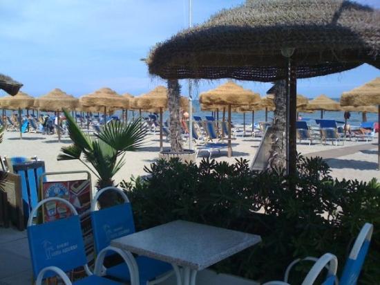 Bagno costa azzurra marina romea ristorante recensioni numero
