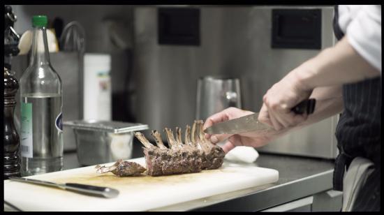 Restaurant Caprice: Freshly prepared cuisine by Executive Chef, Floris van der Spek, at Hotel Caprice Wengen