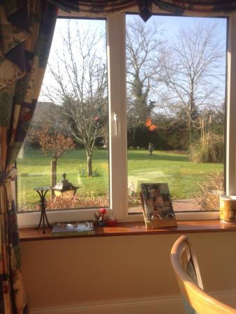 Applecroft House: Très belle endroit je recommande très chaleureusement !! Notre hôte est très agréable et toujour