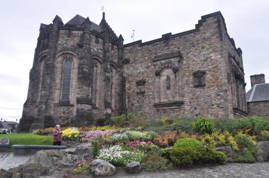 Capilla de santa margarita es el edificio m s antiguo de for Mas edimburgo