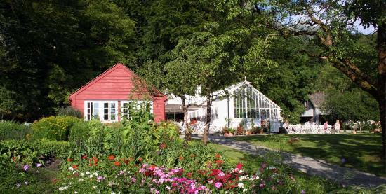 Baroniet Rosendal Garden Cafe