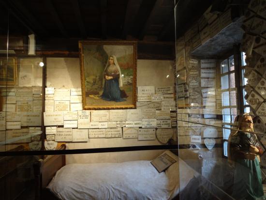 Moulin Lacadé - Maison Paternelle de Sainte Bernadette