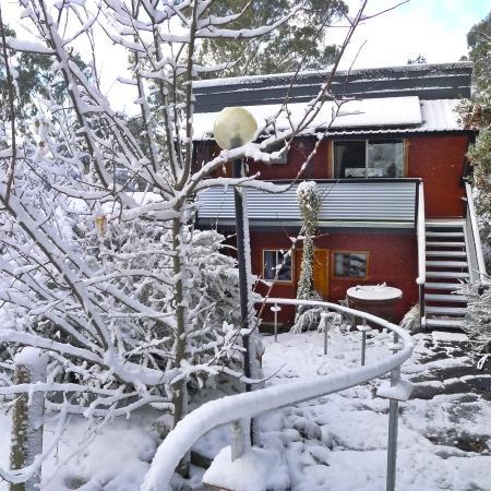 Bimblegumbie: more snow