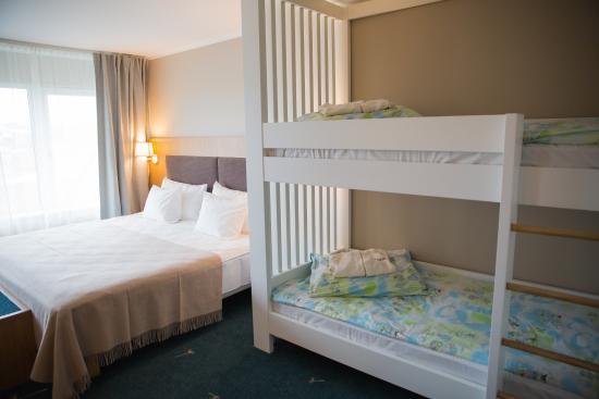 Georg Ots Spa Hotel: GOSPA family room