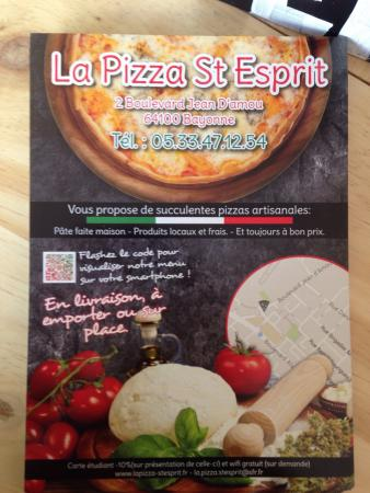 Restaurant St Esprit Bayonne
