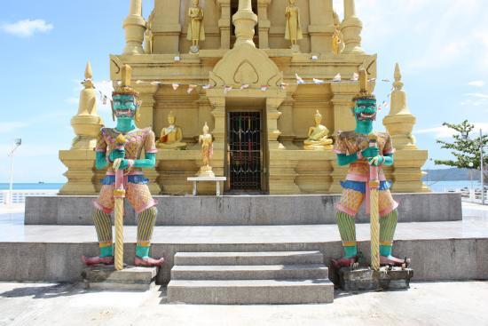 Laem Sor Pagoda: Пагода
