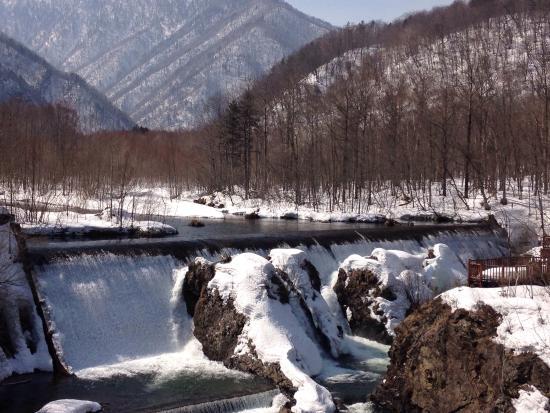 Pyotan no Taki Falls