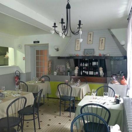 Boulogne-sur-Gesse, Francia: Nouvelle déco salle restaurant