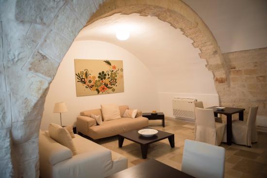 Palazzo Indelli: Sala tv/relax