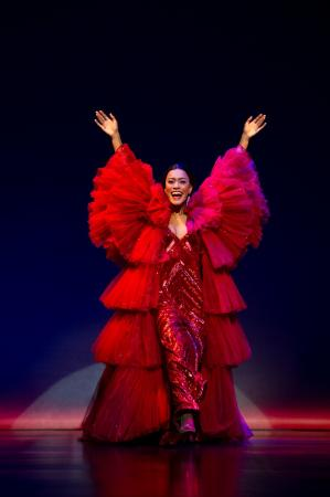 Diana Ross Lucy St Louis Picture Of Motown The Musical London
