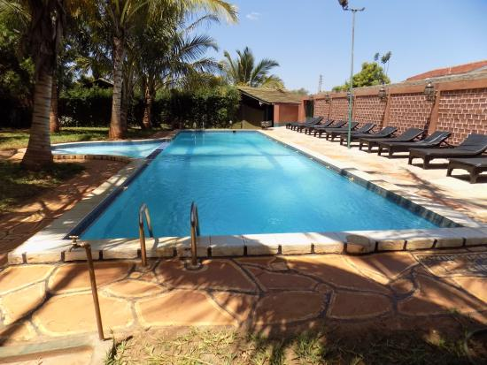 Impala Safari Lodge: Swimming Pool