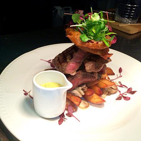 Meppershall, UK: Restaurant Food