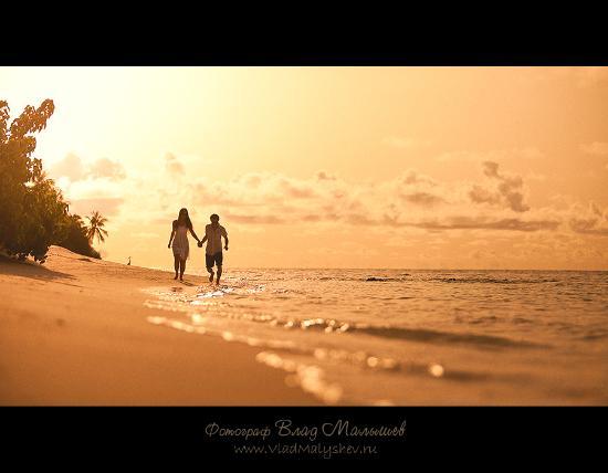 Kuramathi: Свадьба на Мальдивах