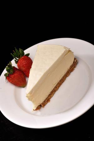 The Ice Cream Factory: New York Cheesecake