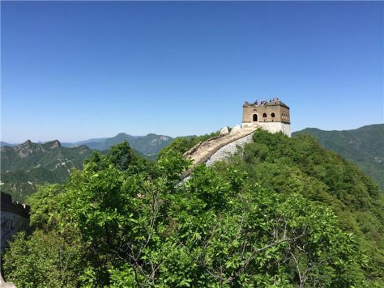 Discover Beijing City