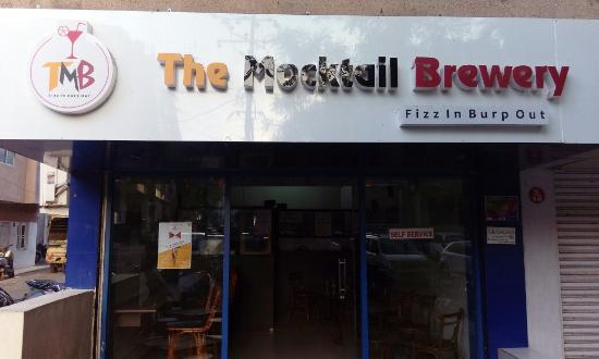 The Mocktail Brewery
