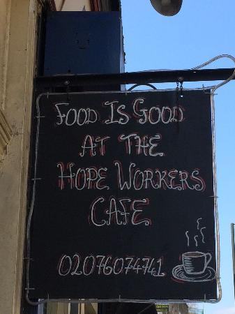 The Hope Workers' Cafe