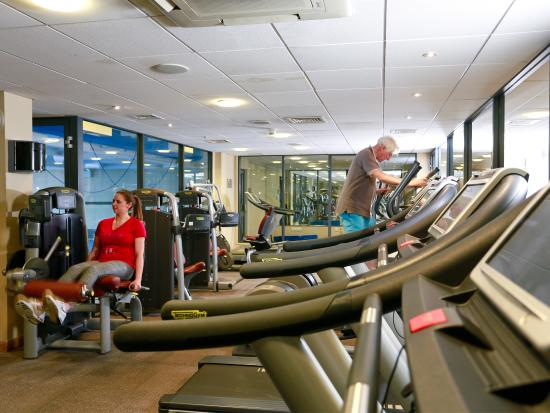 Gym Picture Of Macdonald Marine Hotel Spa North Berwick