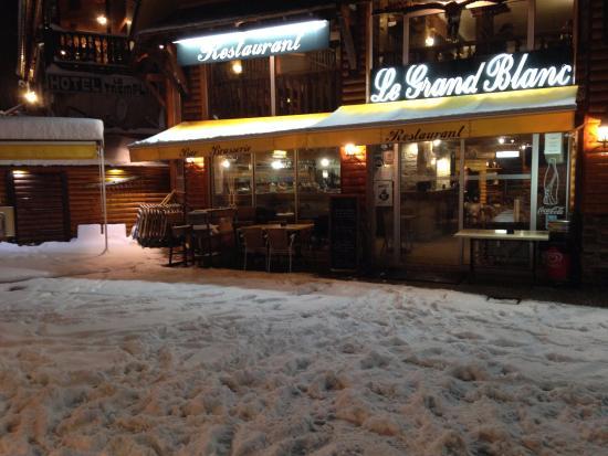 Hotel Restaurant Gourette
