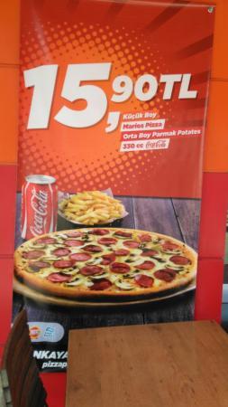 Pizza Pizza Izmir Restoran Yorumları Tripadvisor
