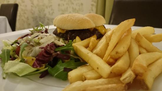 The Lochailort Inn: Lochailort Venison Burger