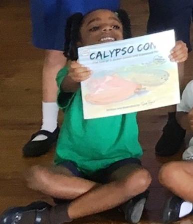 Holetown, บาร์เบโดส: Kids love the True Tales books