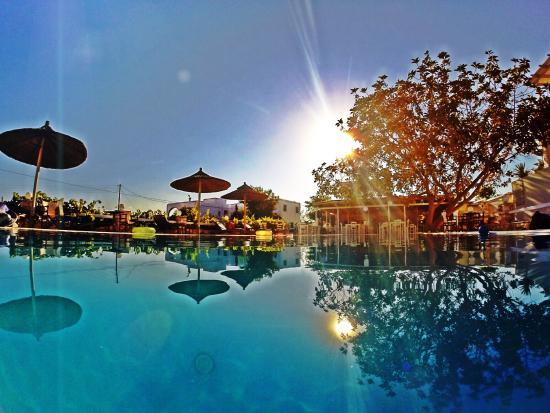 Ampelas, Griechenland: pool