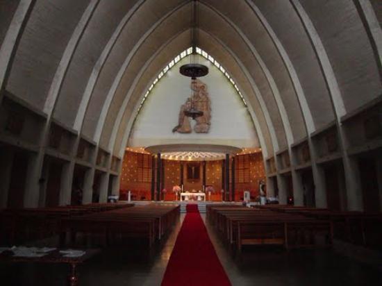 Cundinamarca Department, Kolumbien: Imagen del interior de la Iglesia del Convento de Santo Domingo de Bogotá