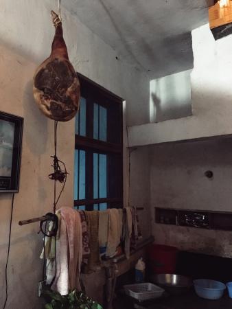 Shitan Village: Гостиница, которую нашли друзья..