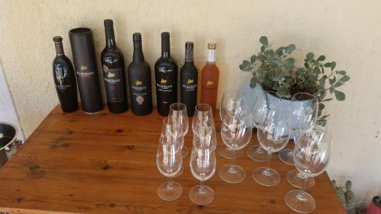 Peter Bayly Wines: wines