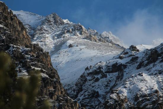 Preda, Suiza: Surrounding Mountains