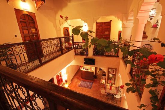 Riad Dar Saba : lobby