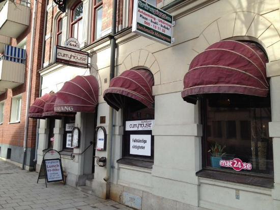 Sundsvalls Curryhouse Sundsvall Restaurant Reviews