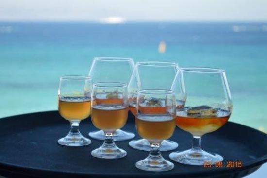 Nea Chryssi Akti, Grækenland: cocktails !!!!