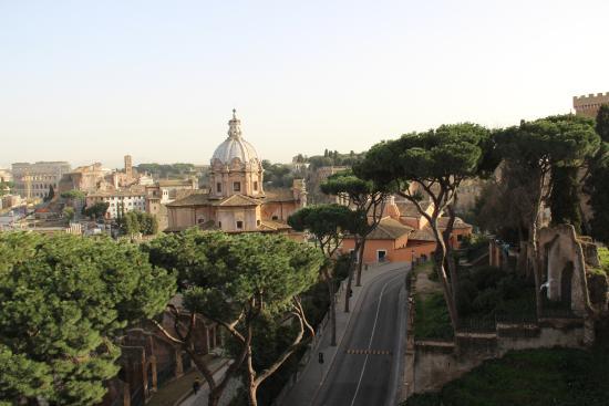 Terrazza delle Quadrighe - Picture of Roma dal Cielo Terrazza delle ...