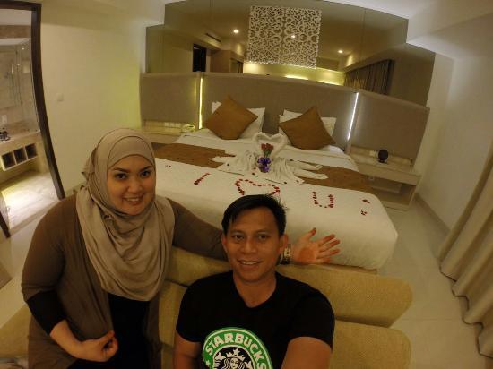 deluxe double room name picture of kuta angel hotel kuta rh tripadvisor com