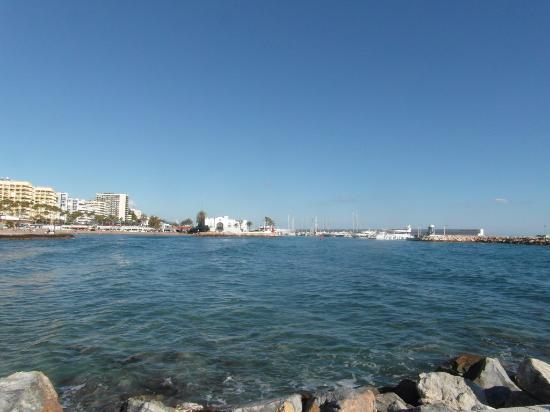 Marbella picture of paseo maritimo marbella tripadvisor - Boardwalk marbella ...