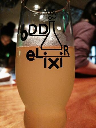Abbey Bar: Odd Elixir
